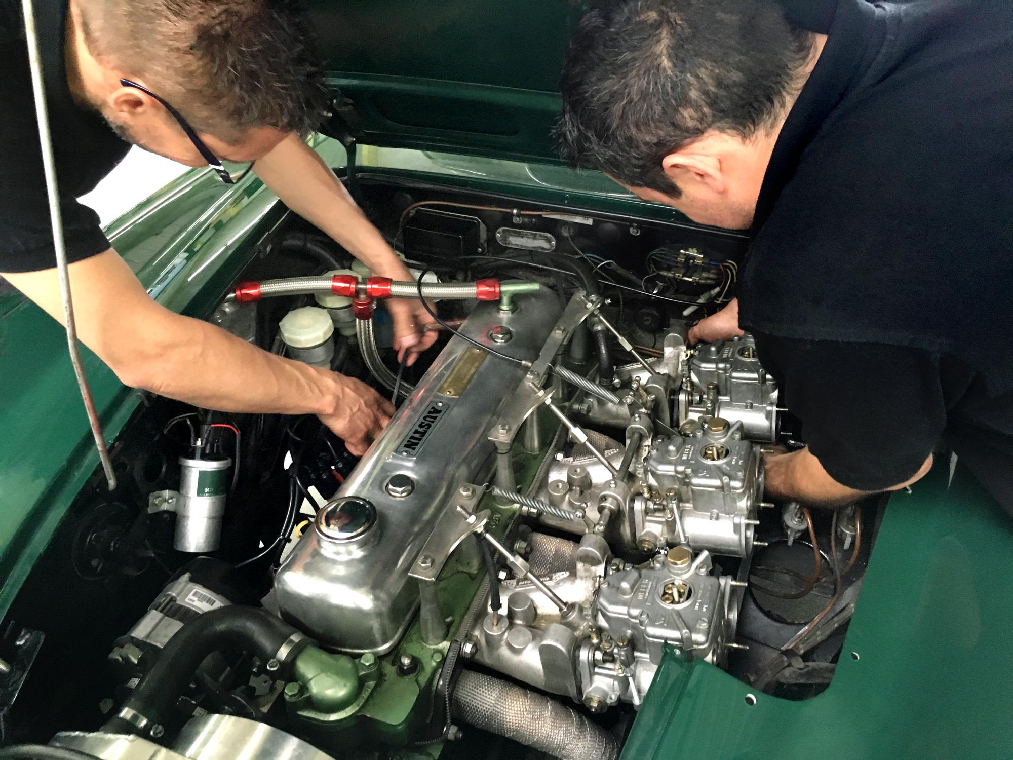 L Atelier Provost Automobile