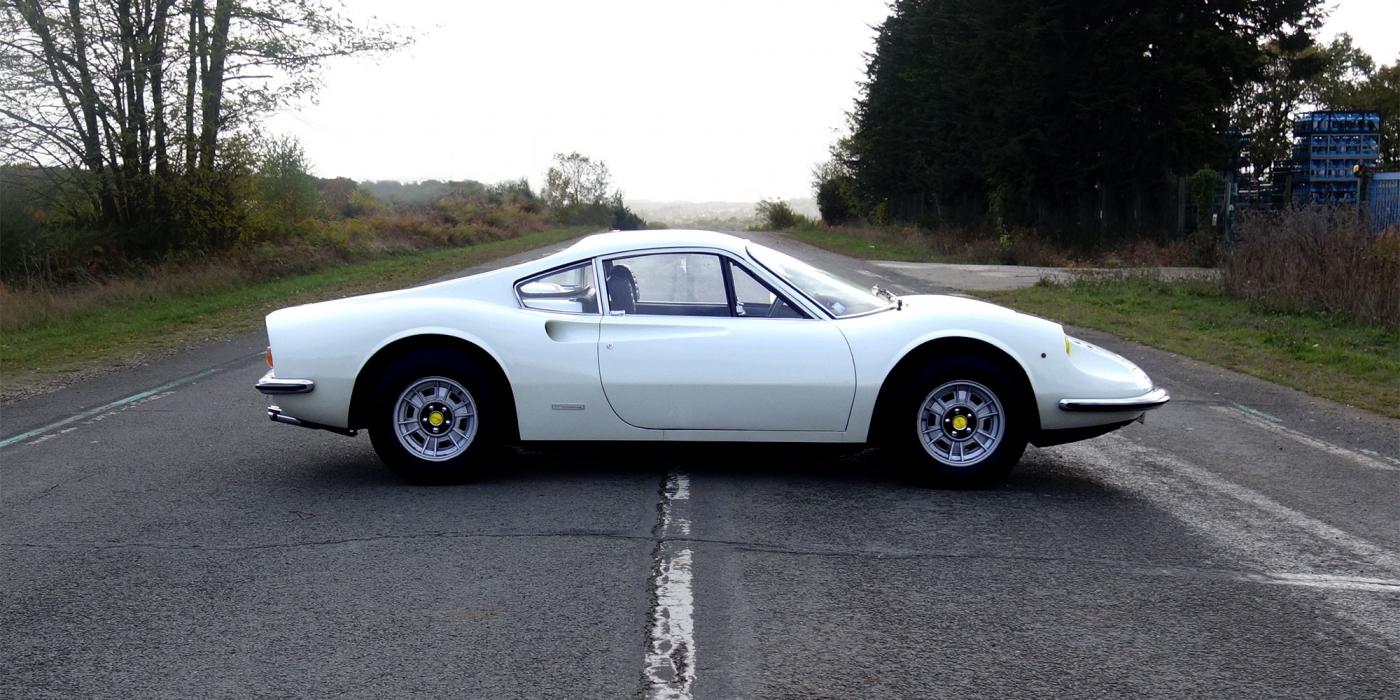 Ferrari Dino 246 GT type M