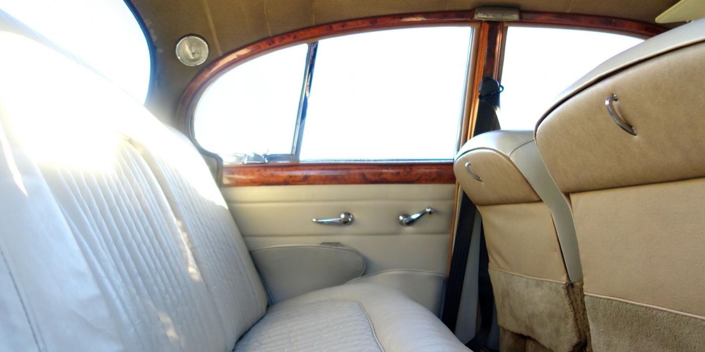 Jaguar MK2 3.8L 1964