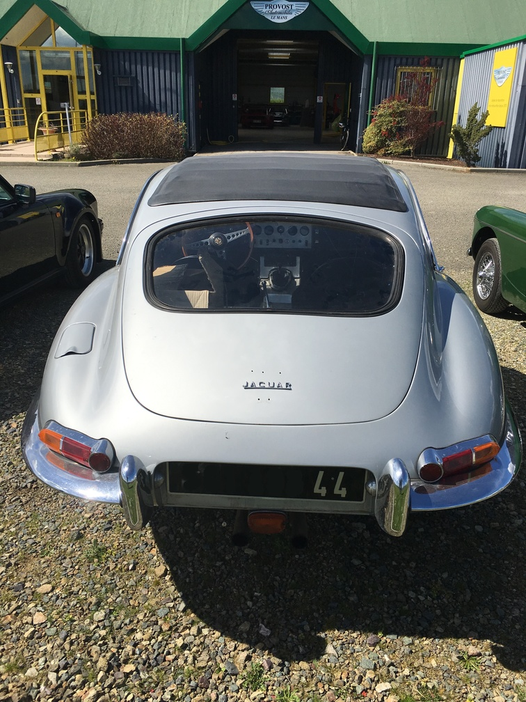 Jaguar Type E 3.8 Sie 1 1964