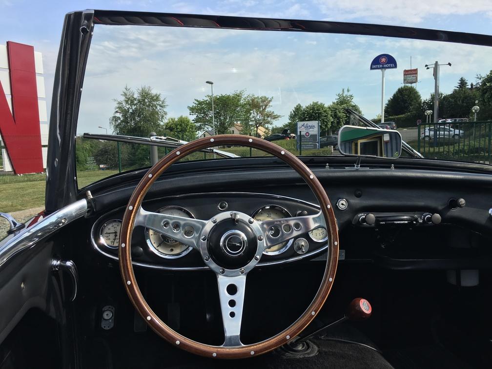 Austin Healey 100/6 1959