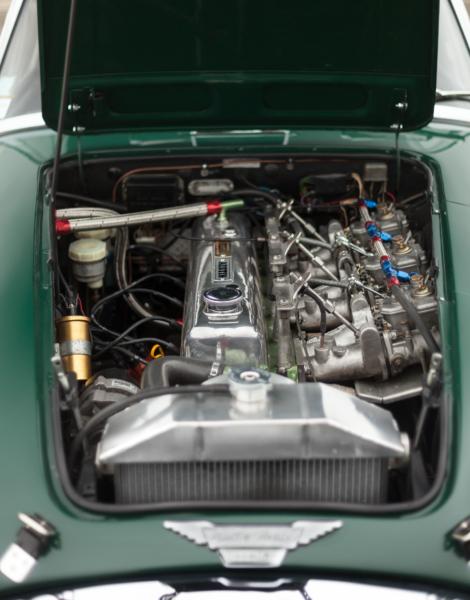 Austin Healey BJ8 coursifiée 1964