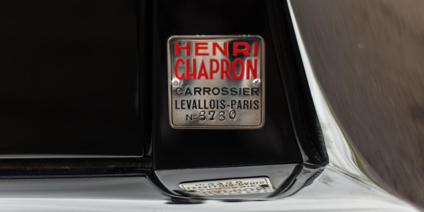 Delahaye 135M Chapron 1949