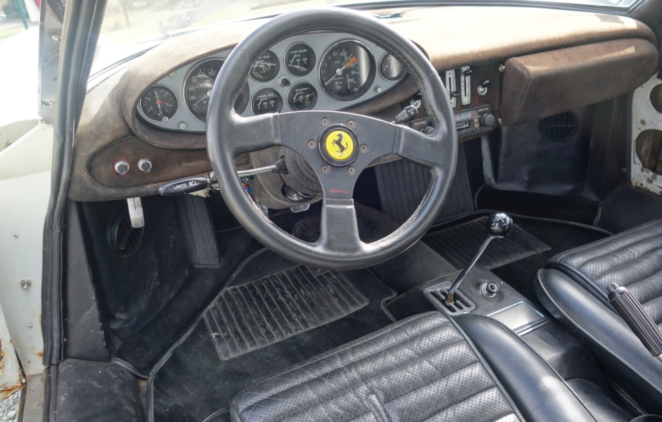 Ferrari Dino 246 GT type M 1971