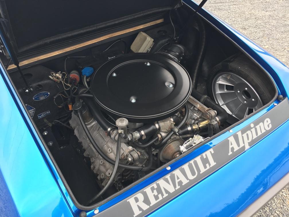 Alpine A310 V6 1981