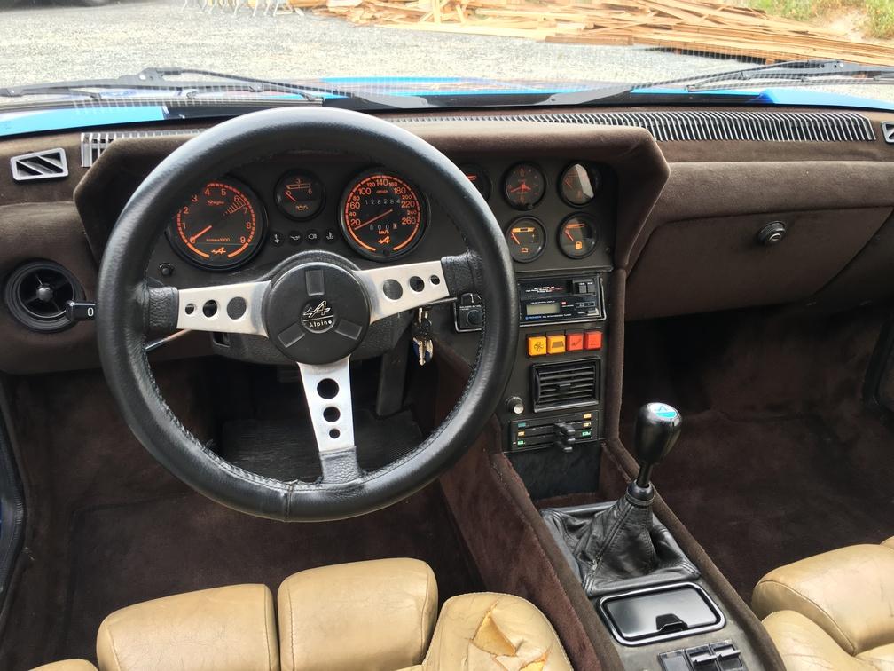 alpine a310 provost automobile. Black Bedroom Furniture Sets. Home Design Ideas
