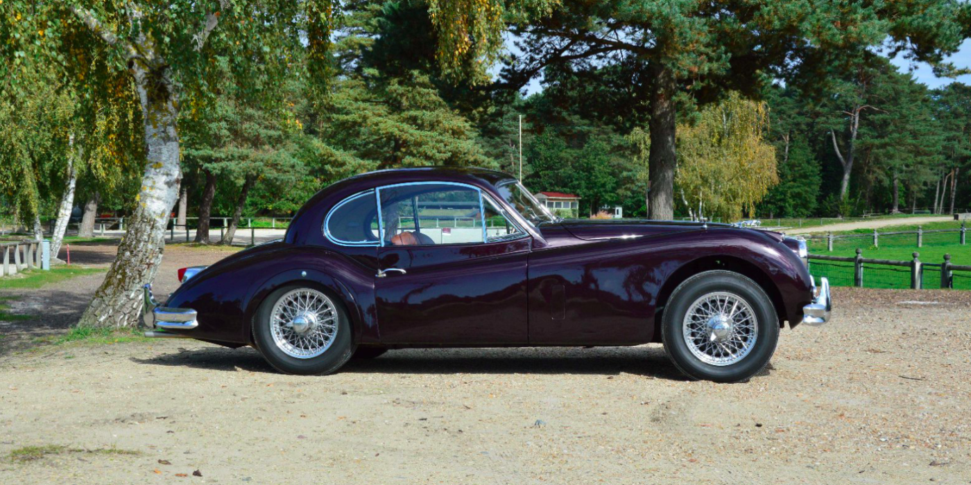 JAGUAR XK140 Coupé
