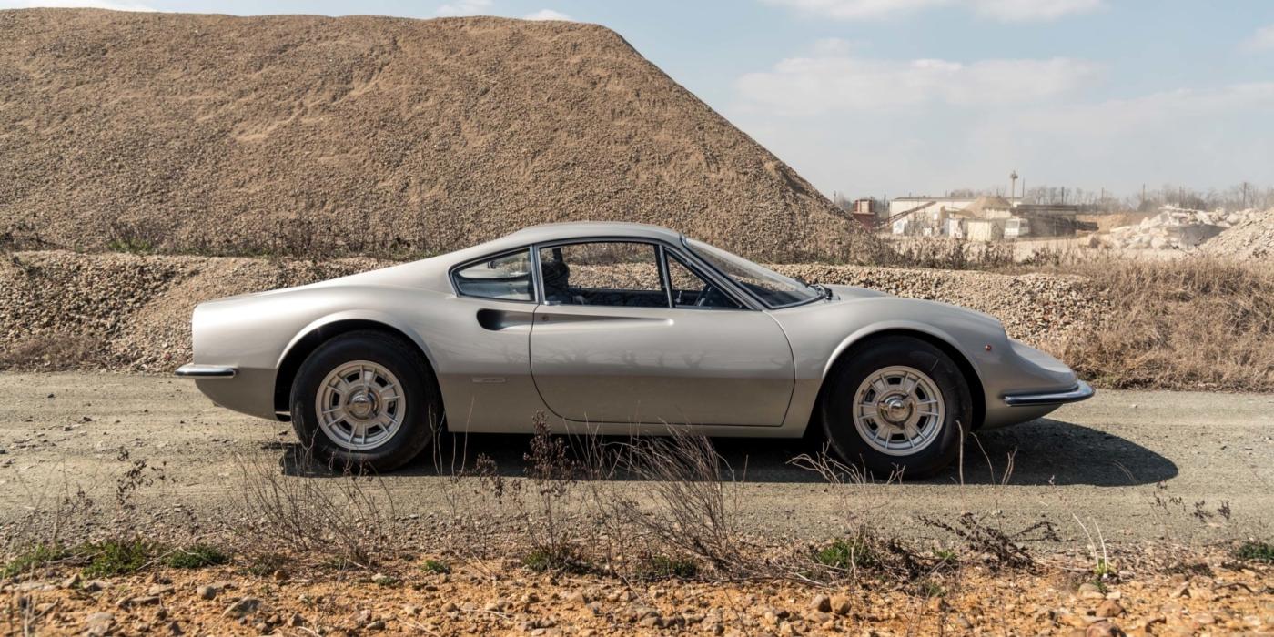Ferrari Dino 246 GT type L
