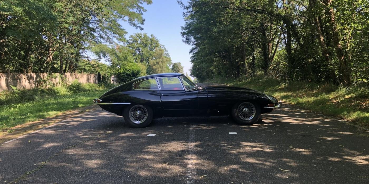 Jaguar Type E 4.2 Série 1