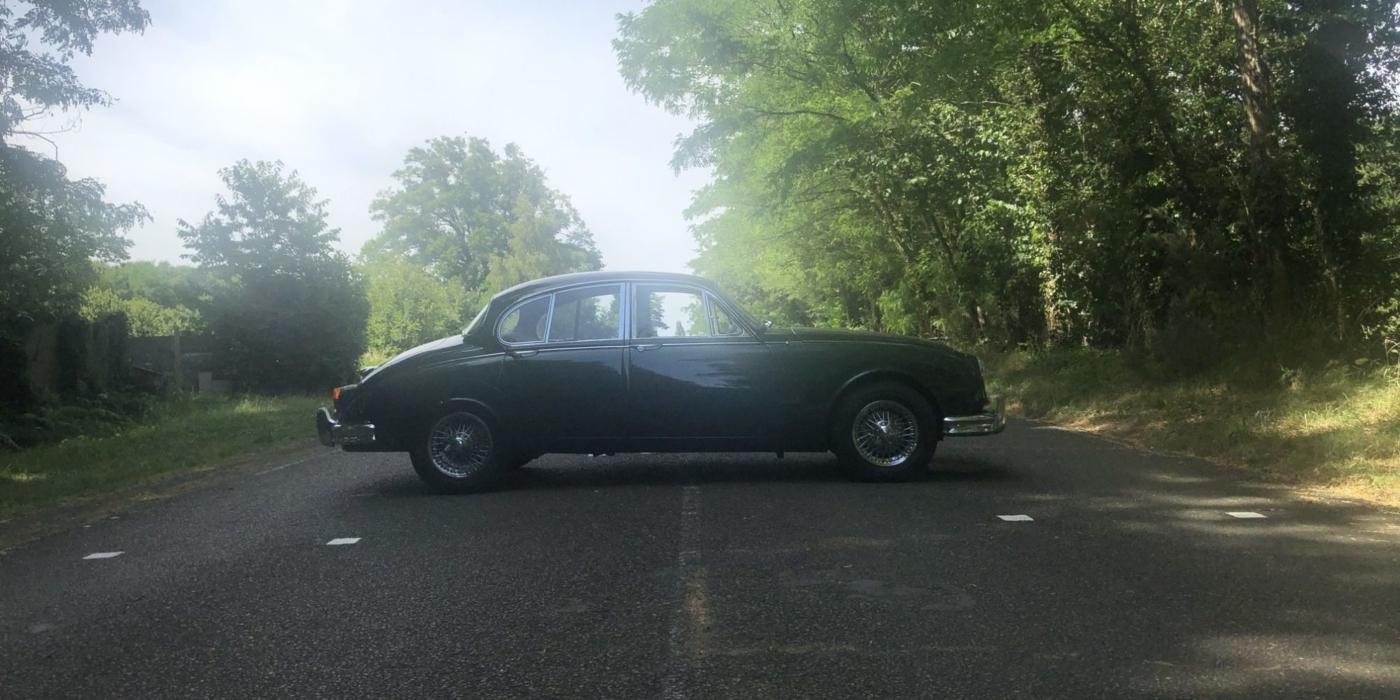 Jaguar MK2 3.8L